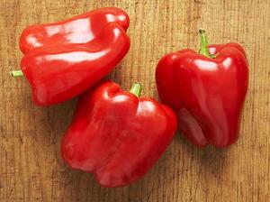 Red Bell Pepper Cal Wonder Heirloom Organic Seeds